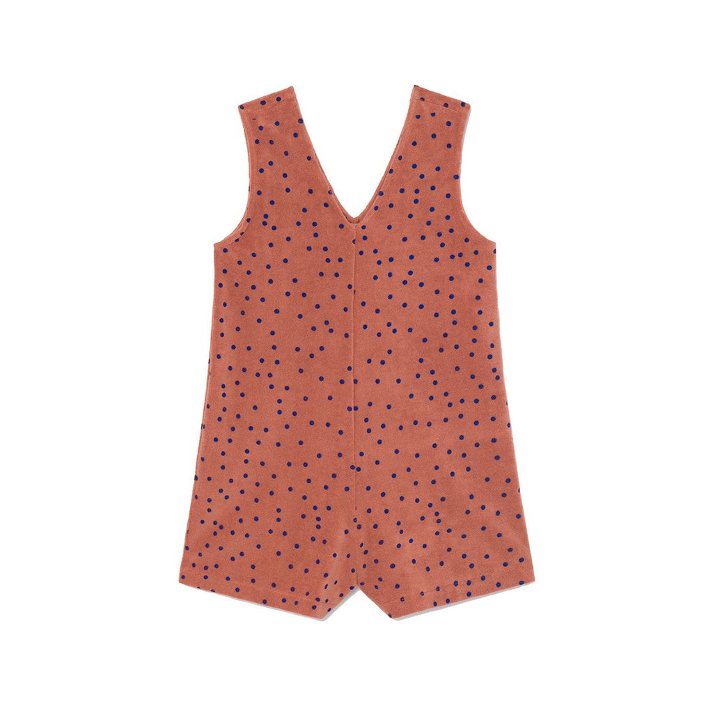 Bobo Choses Women Dots Terry Towel Playsuit