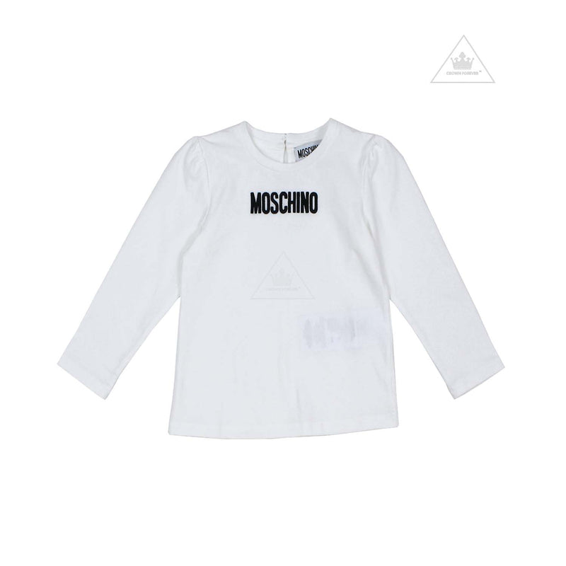 Moschino Kids T Shirt and Dress Set Cloud