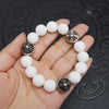 Chrome Hearts 12mm V73 Bead Bracelet