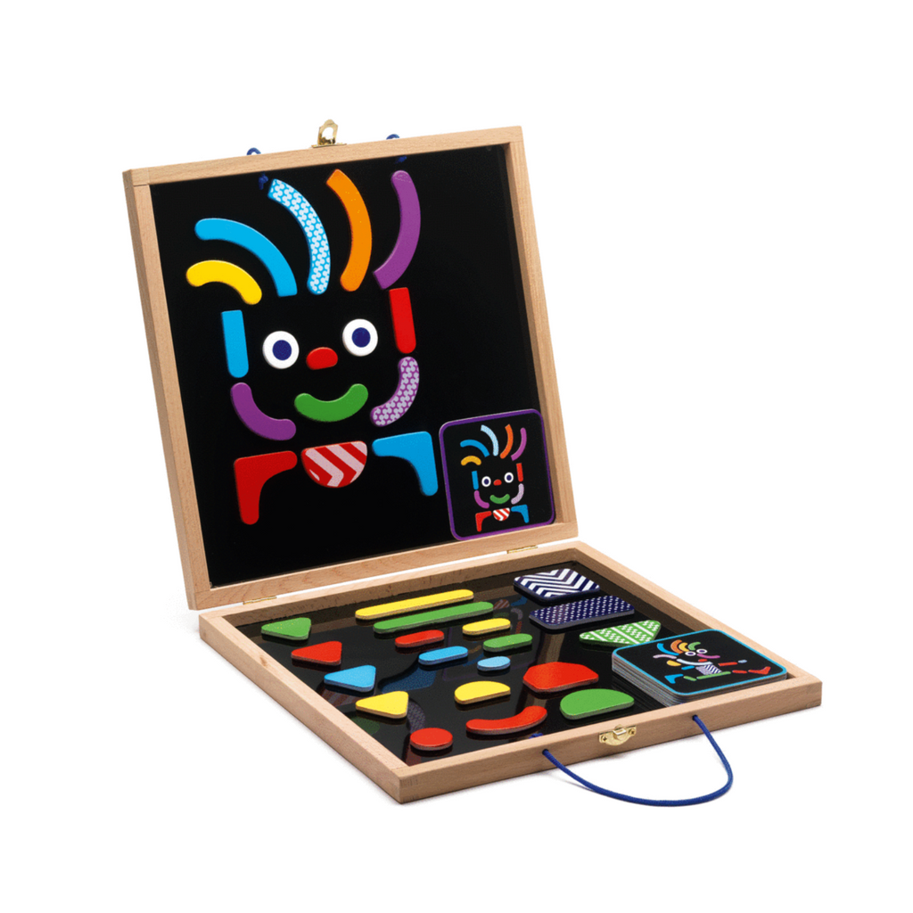 Djeco Wooden Magnetics Littlefriends