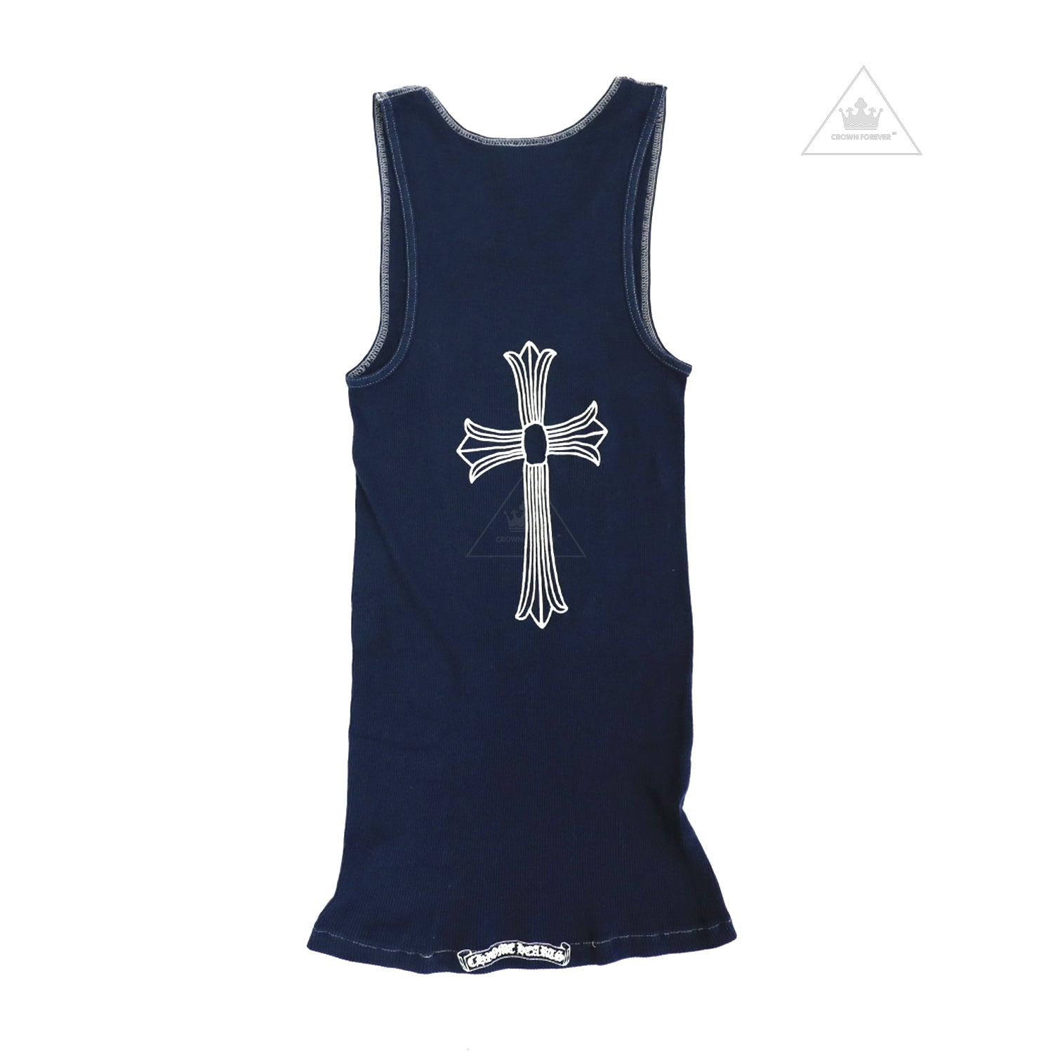 75d3c95100efb Chrome Hearts Women s Cross Tanktop – Crown Forever