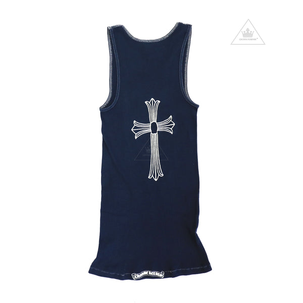 Chrome Hearts Women's Cross Tanktop