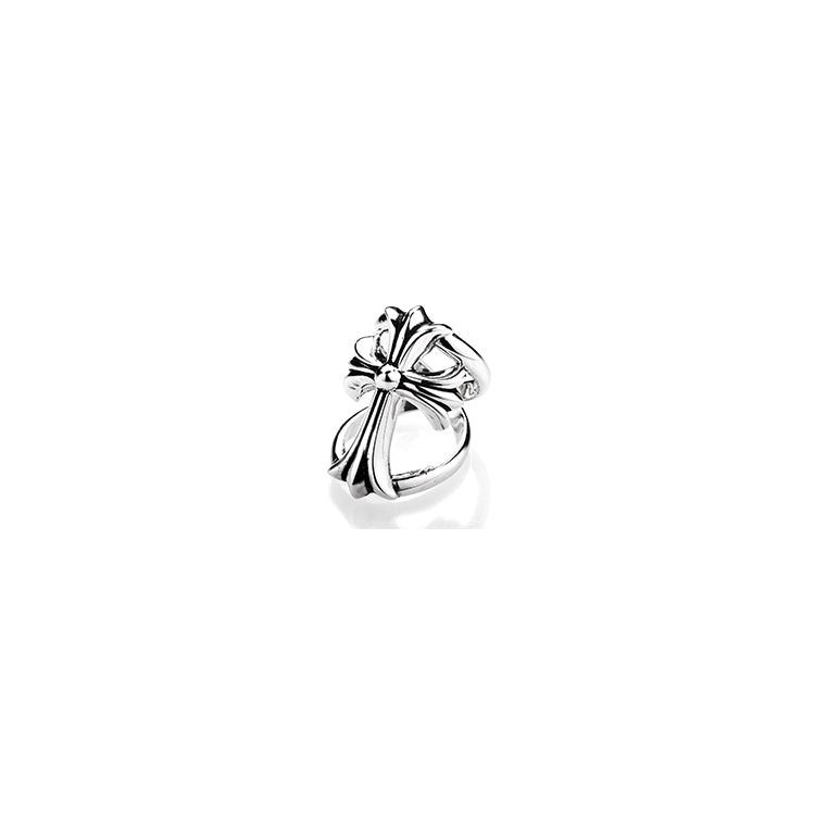 Chrome Hearts Infinity Cross Ring – Crown Forever