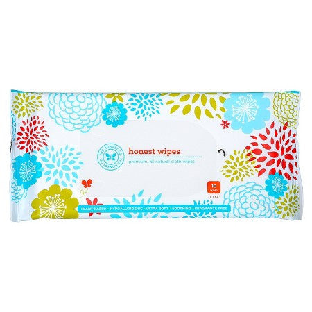 The Honest Company Baby Wipes 10 Count