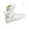 Chrome Hearts Matty Boy Money Mouth Chomper Converse High Tops
