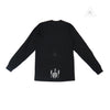 Chrome Hearts Foti Dog Long Sleeve Tee