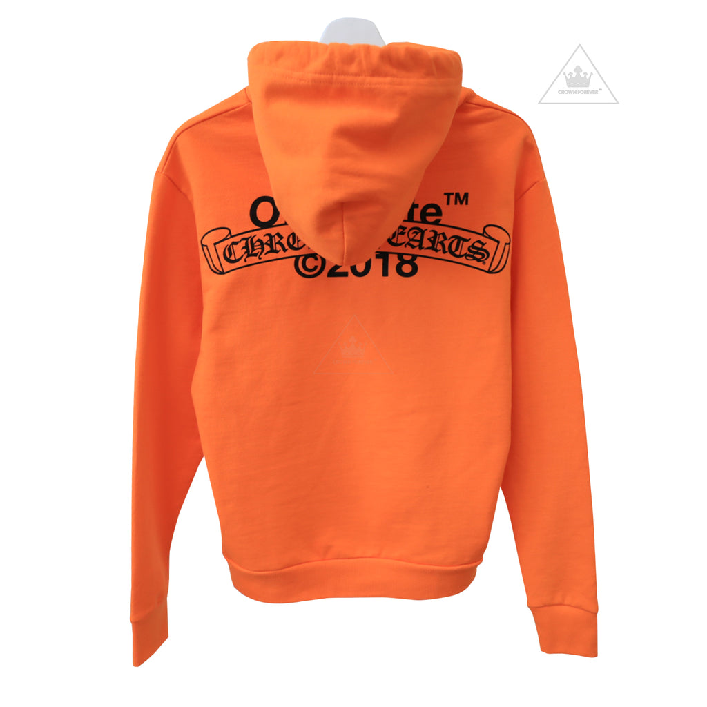 Chrome Hearts Off-White 2018 Pullover Hoodie