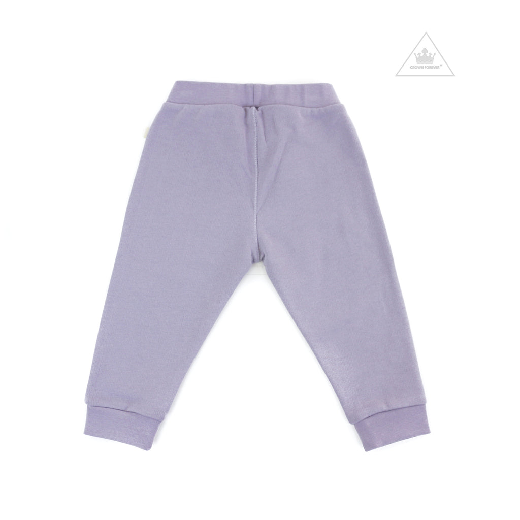 Wynken Baby Daily Pant - Deep Lilac