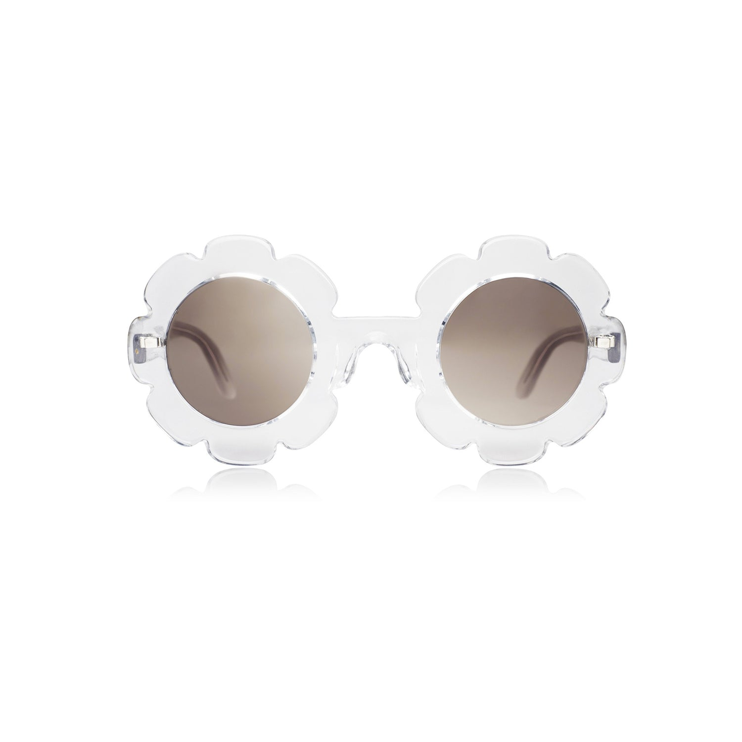 c2da18a19bf Sons + Daughters Eyewear Pixie Clear Sunglasses – Crown Forever