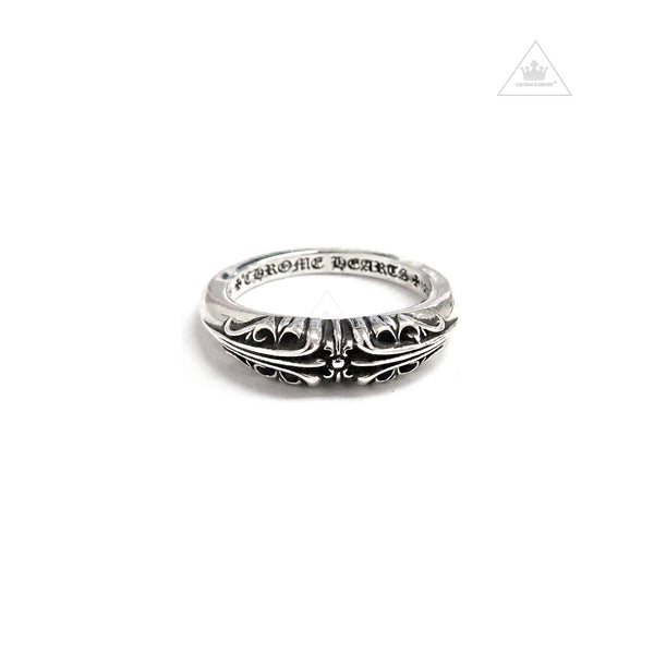 d0094e30821 CHROME HEARTS RINGS – Crown Forever