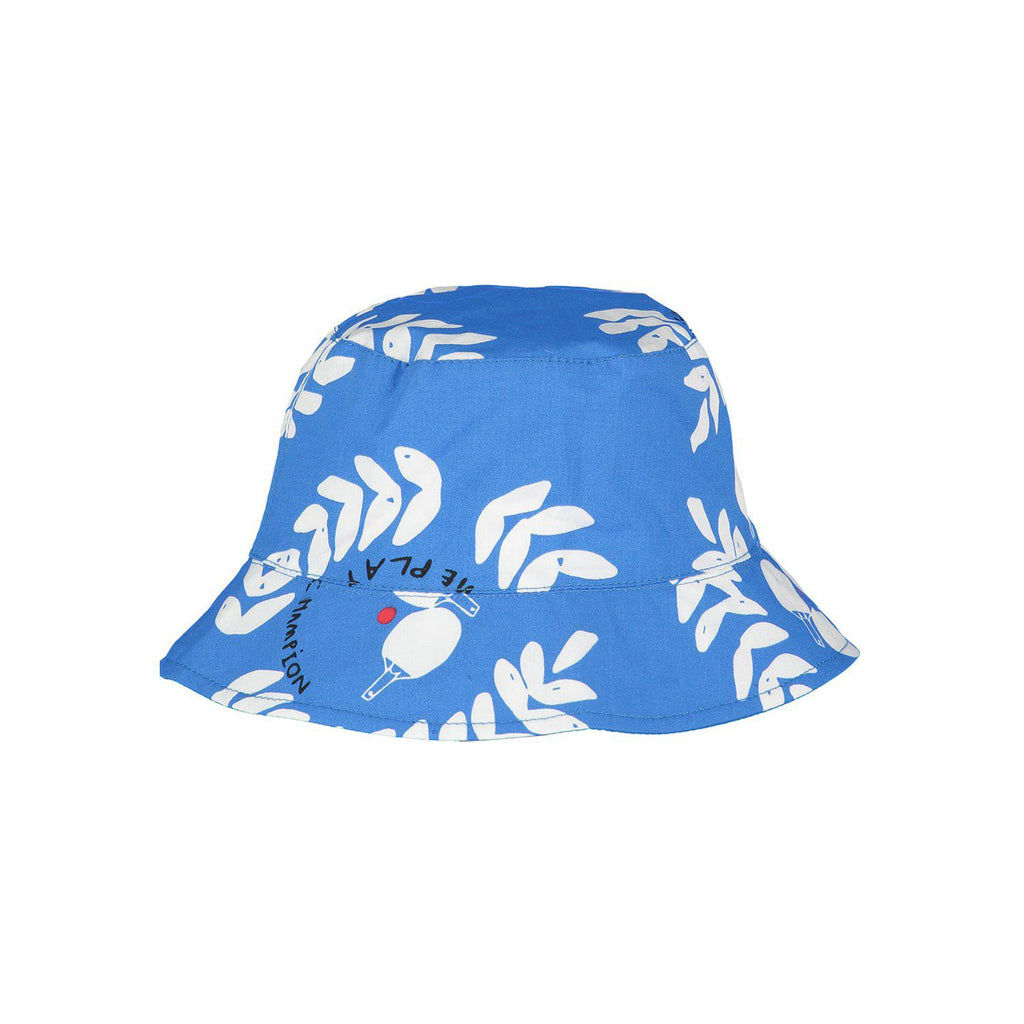 Beau Loves Bucket Hat, Ink Blue, Ping Pong Club