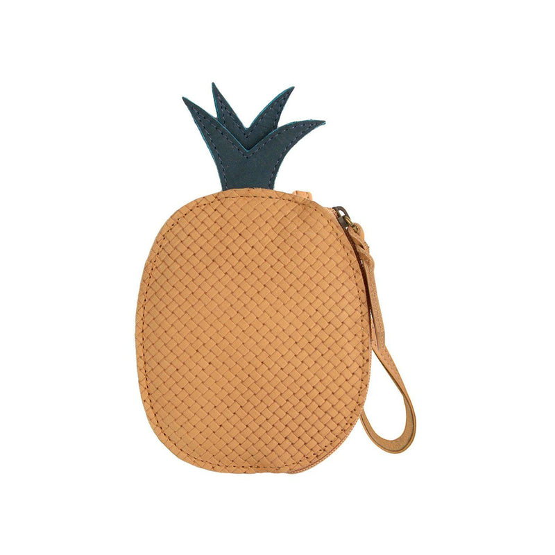 Donsje Nanoe Fruit Coin Pouch Pineapple