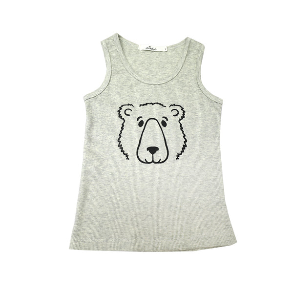 Oh BABY! Bear Face Tank