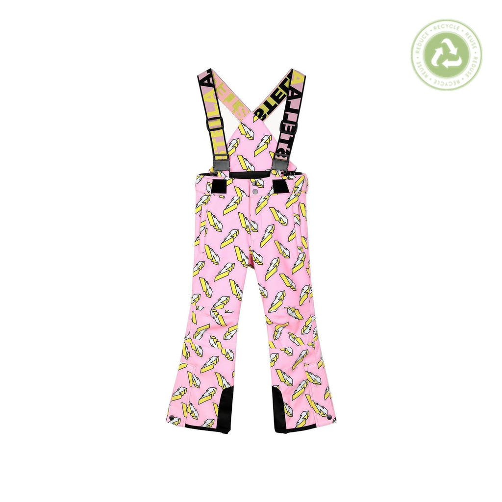 Stella McCartney Kids 3D Lightning Ski Pants