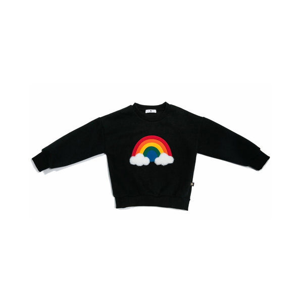 Petite Hailey Rainbow Sweatshirts
