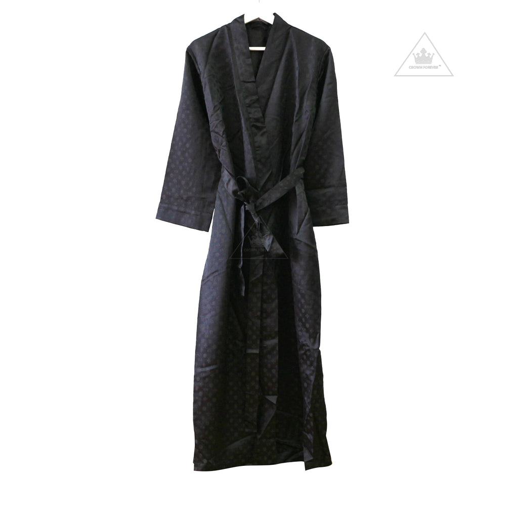 Chrome Hearts Silk Robe