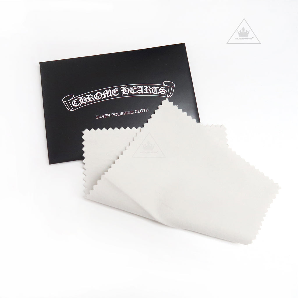 Chrome Hearts Silver Polishing Cloth