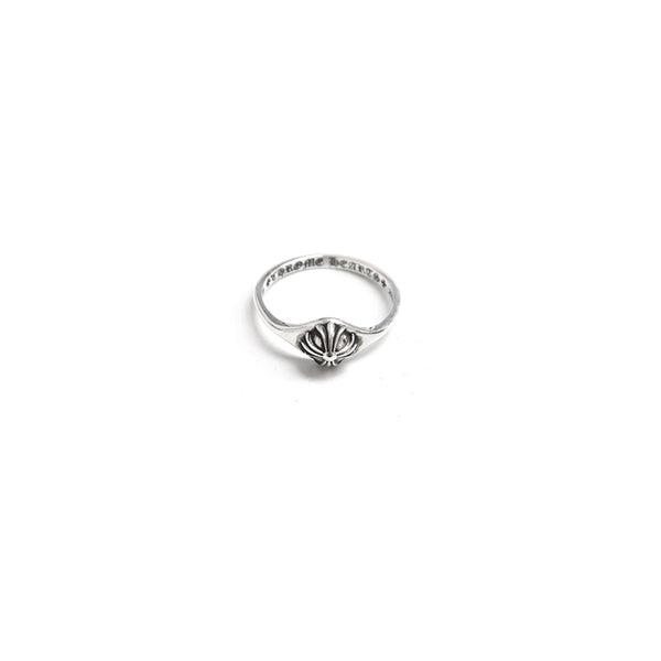 Chrome Hearts Bubblegum Mini Cross Ball Ring