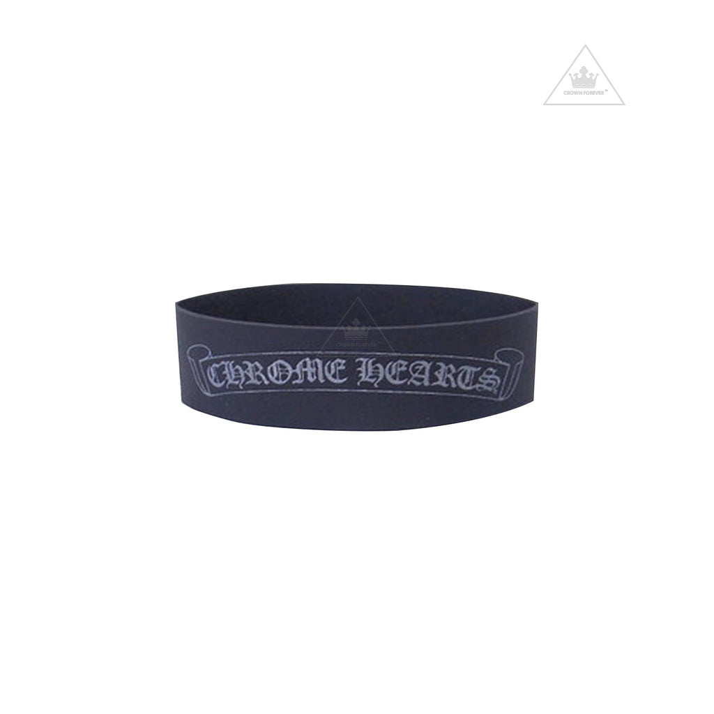 Chrome Hearts Rubber Band Bracelet