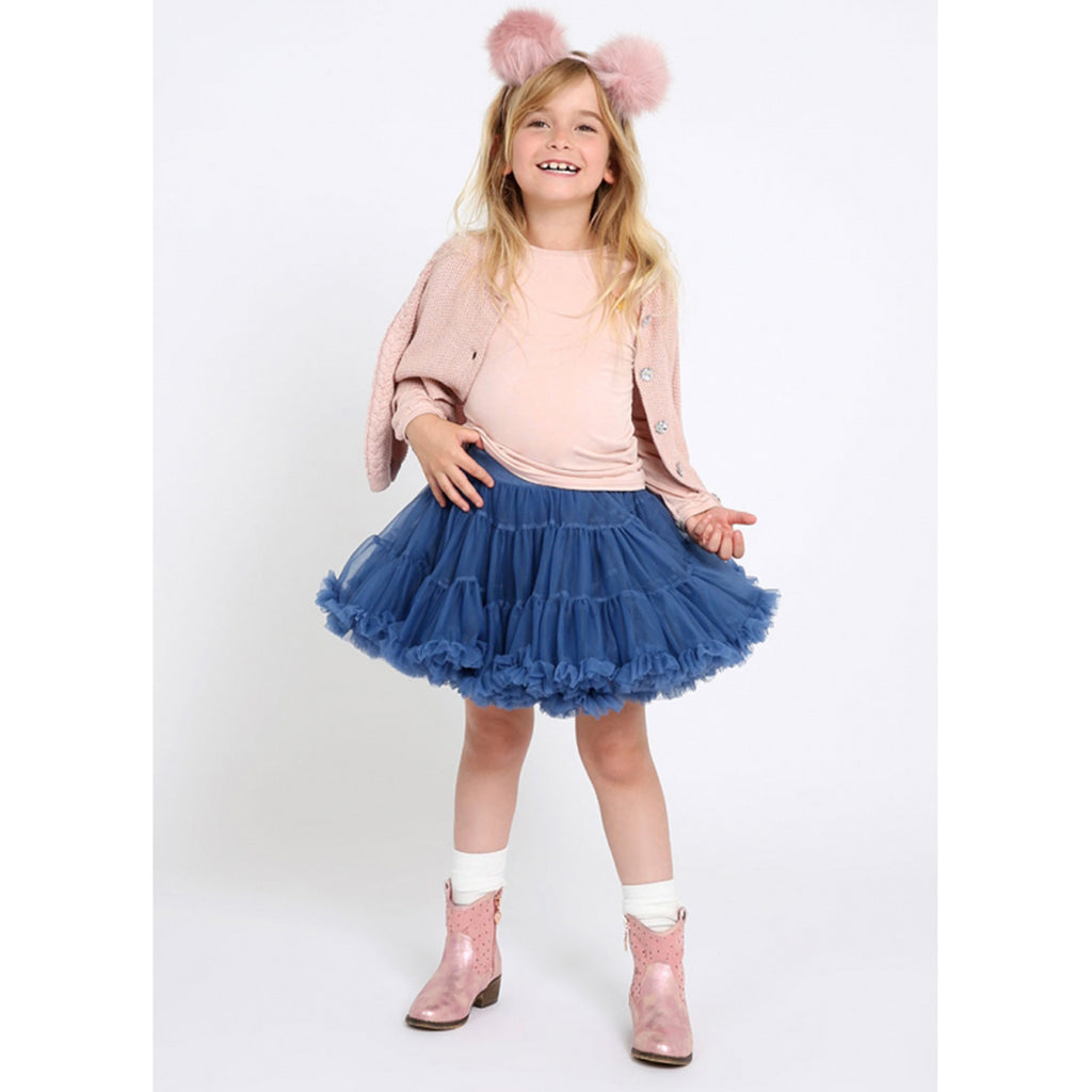Angel's Face Trinity Tutu Denim Blue