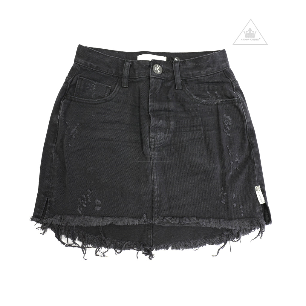 One Teaspoon 2020 Mini HW Denim Skirt