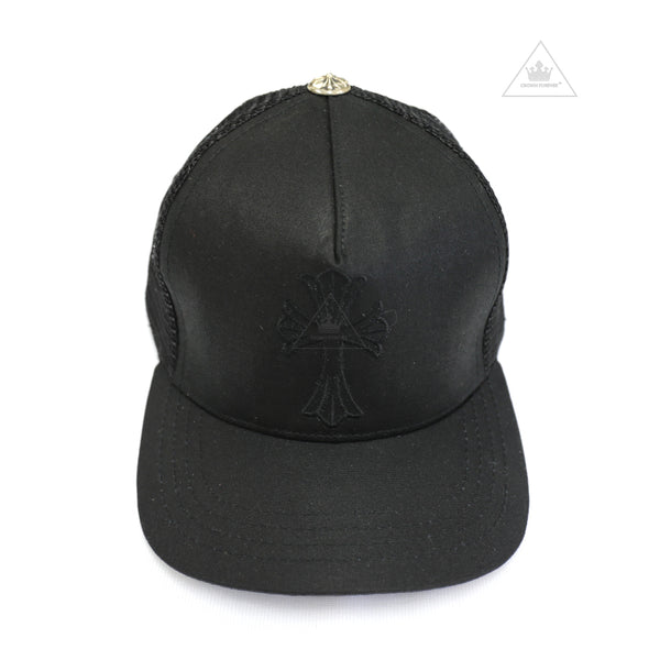 CH Wax Cross Trucker Cap