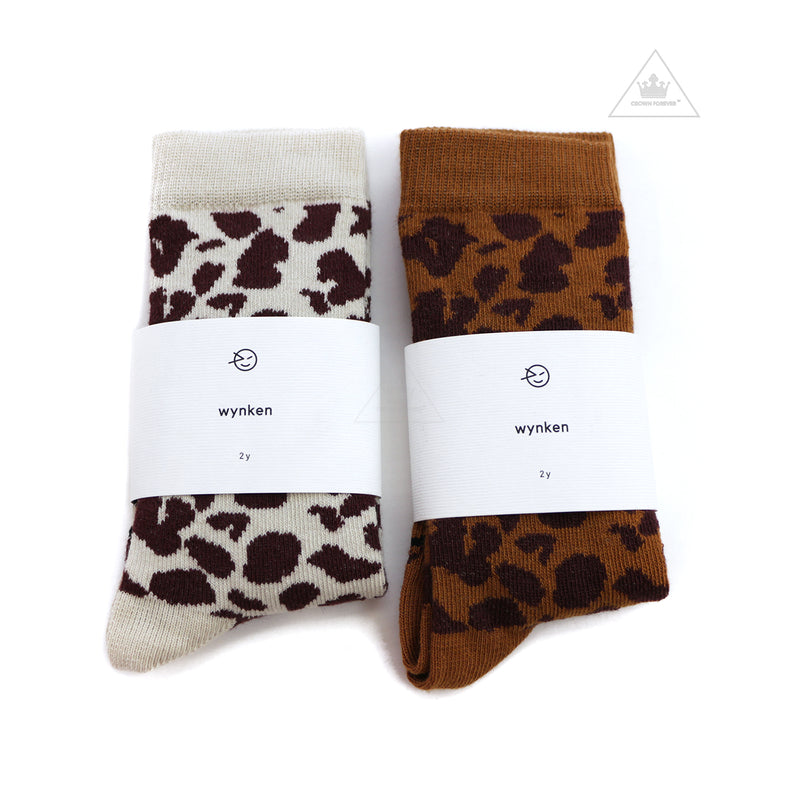 Wynken Daily Knee Sock - Caramel Acer