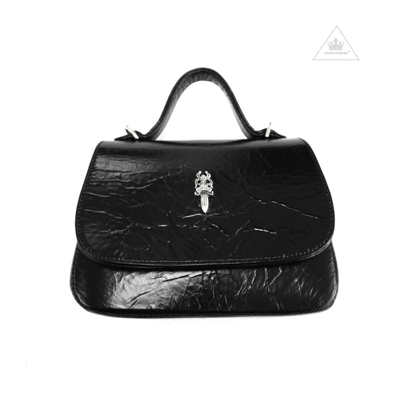 Chrome Hearts Teener #5 Dagger Bag in Patent Leather