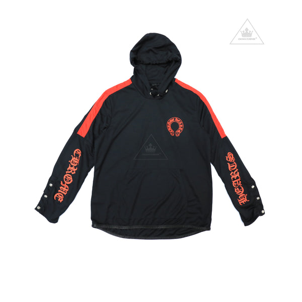 Chrome Hearts Track Pullover Hoodie