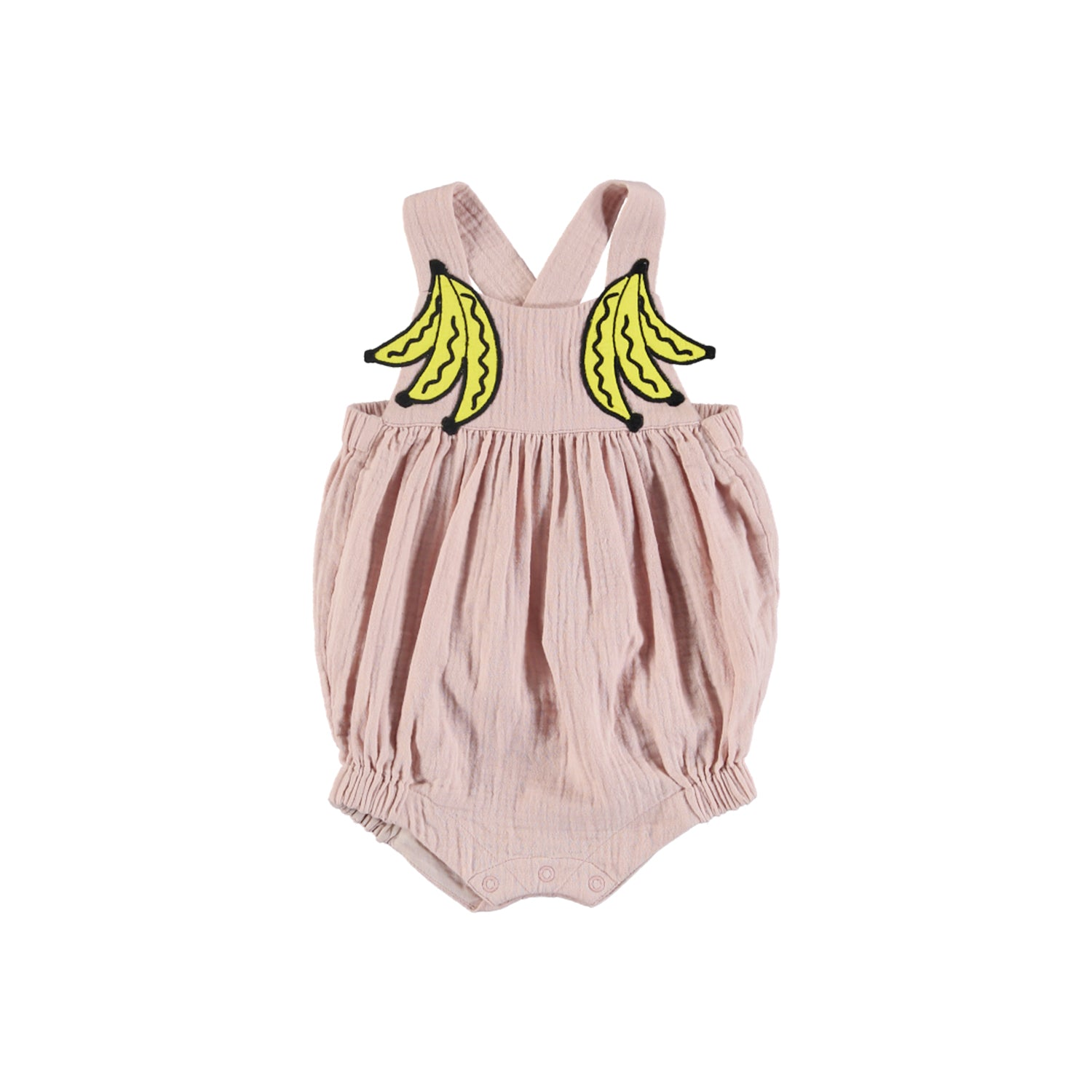 ad5934675e95f Stella McCartney Kids Banana Patch All In One – Crown Forever