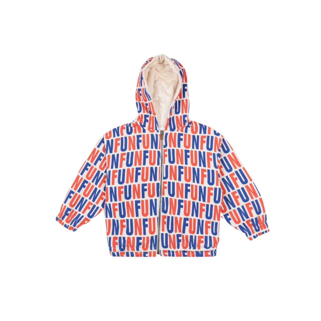 Bobo Choses Fun All Over Hooded Sweatshirt