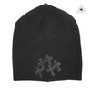 Chrome Hearts Cemetery Cross Cashmere Beanie