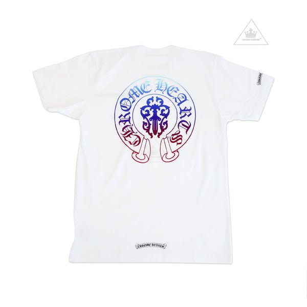 CH Multi Colored Horseshoe Dagger Tee