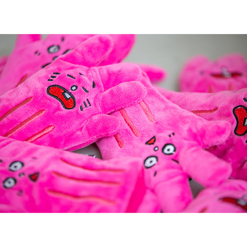 Bite Me Gloves Plush Toy