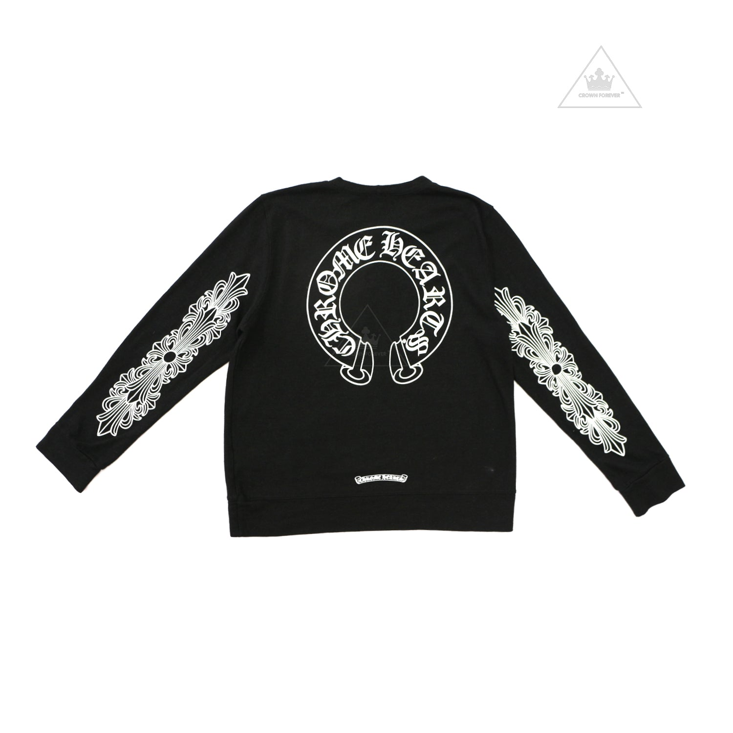 c641716f0b36 CH Men s Limited Horseshoe Floral Cross Long Sleeve – Crown Forever