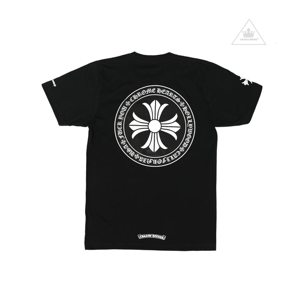 Chrome Hearts Seal Stamp Cross Tee