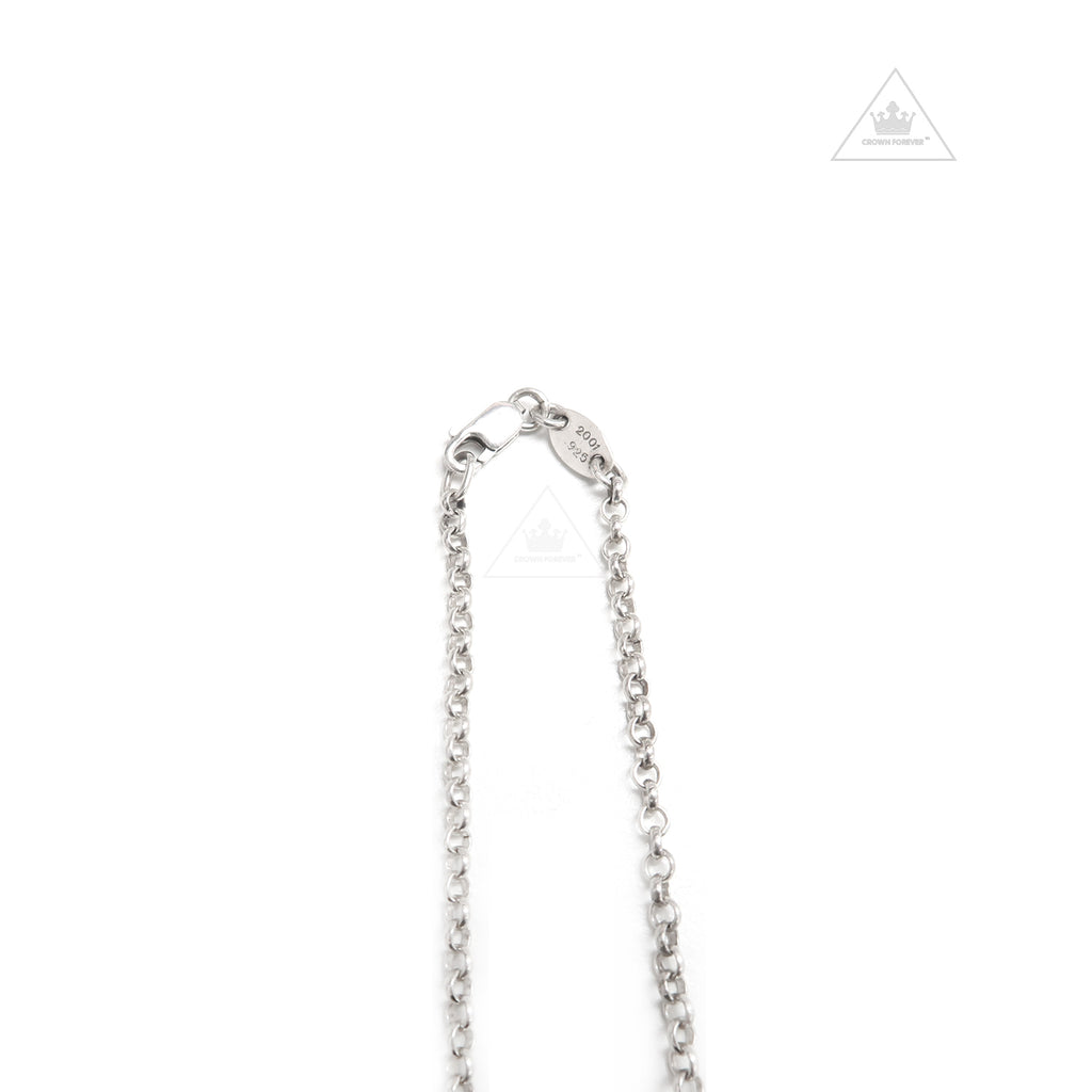 Chrome Hearts Neck Roll Chain