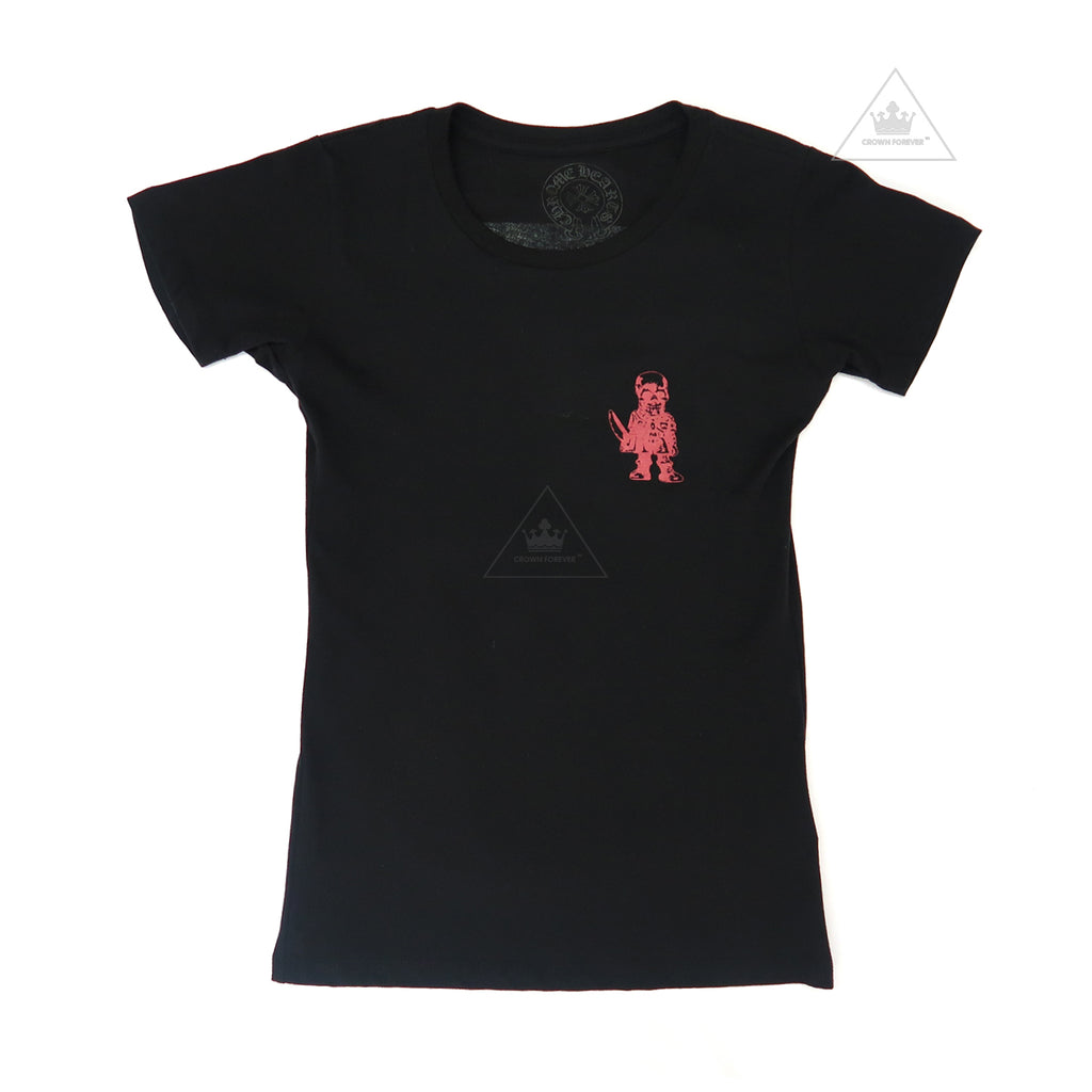 Chrome Hearts Women's Foti Golden Light Tee