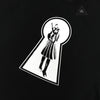 Chrome Hearts Foti Skippy Figurine Keyhole Tee