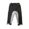 Oh Baby! Yoke Pant - Charcoal Pepper
