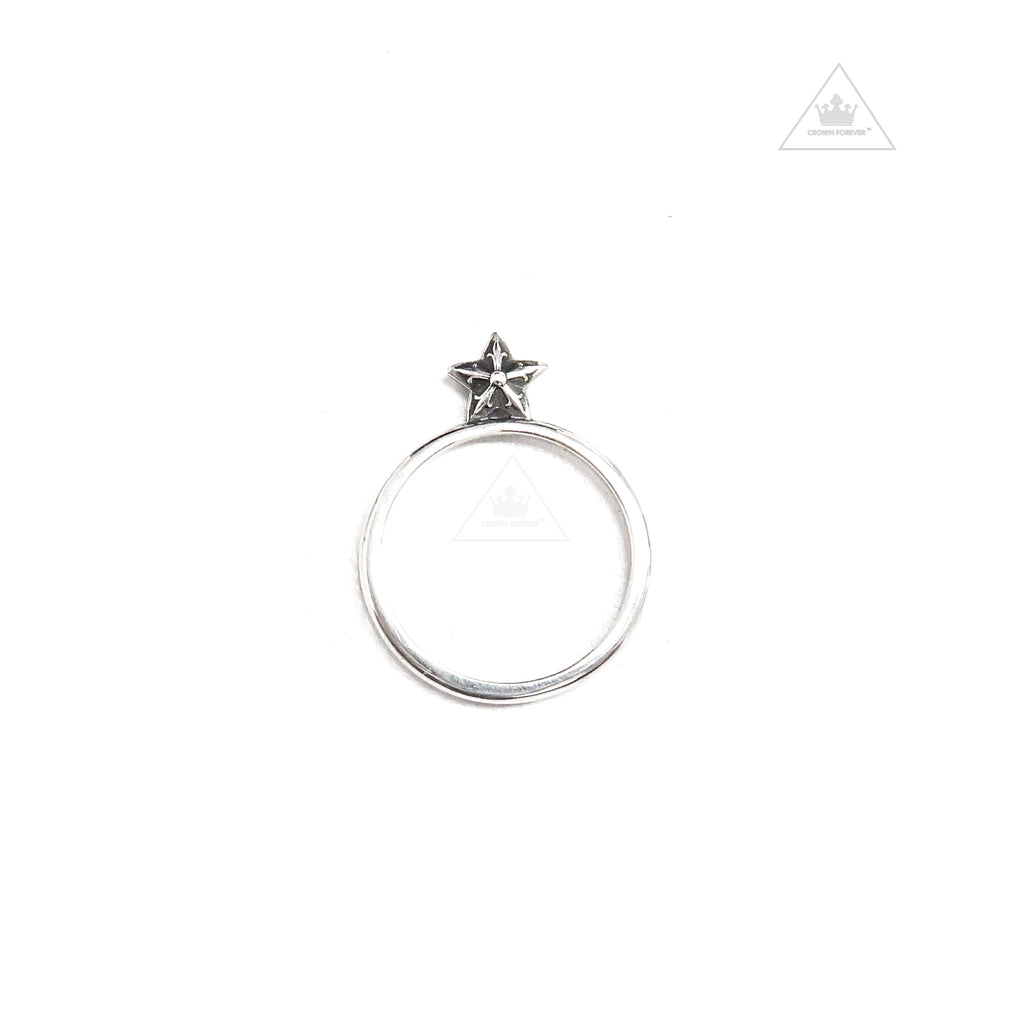 Chrome Hearts Star Ring