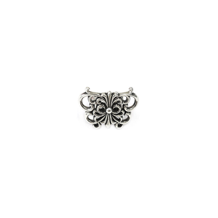 Chrome Hearts Butterfly Floral Ring