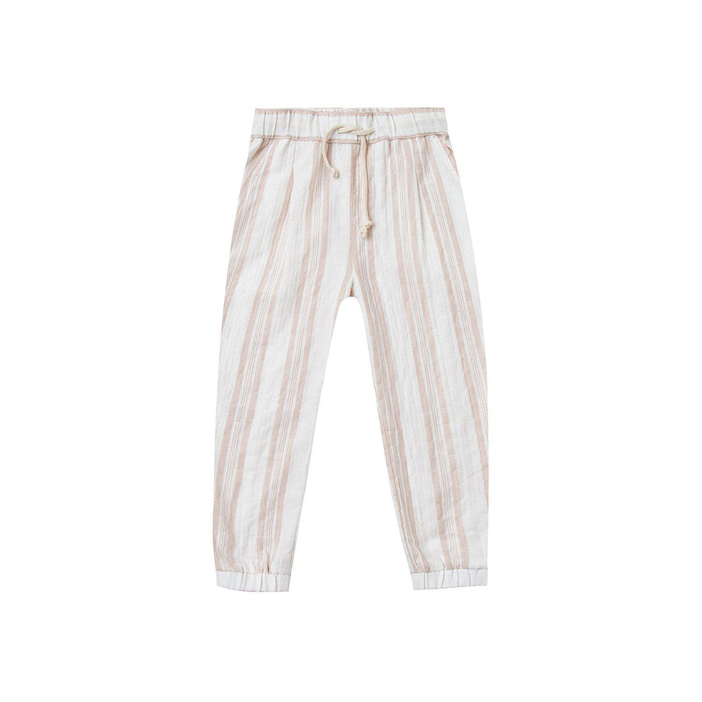 Rylee And Cru Sand Stripe Beau Pants