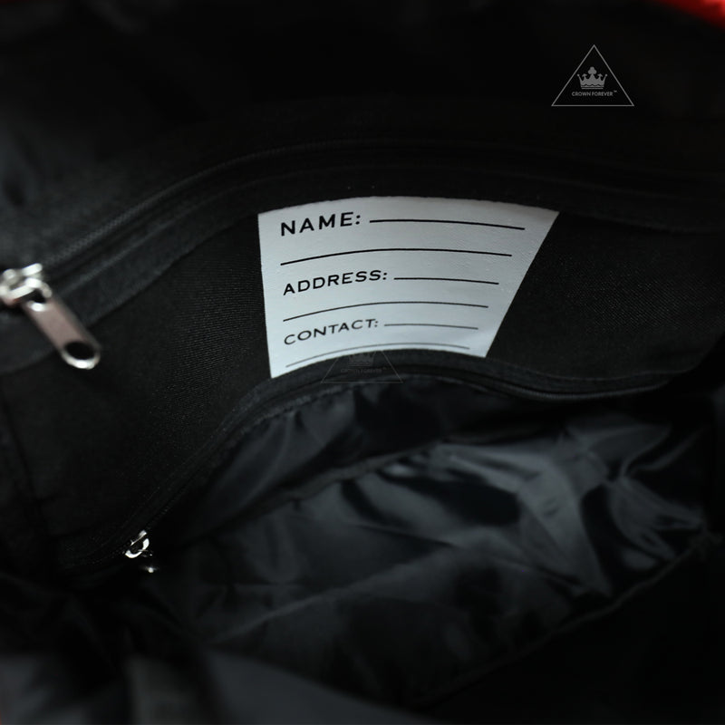 Bulb London 'EXPEDITION CLUB' BACKPACK