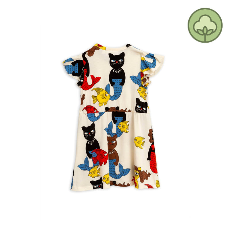 Mini Rodini Cat mermaid dress