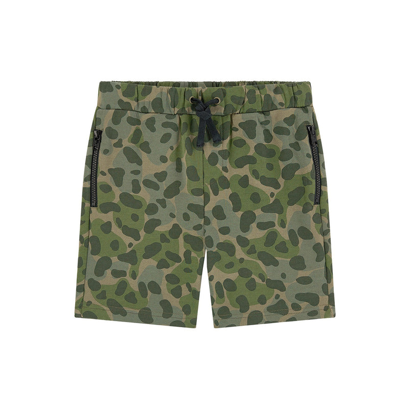 Stella McCartney Kids Kid Boy Camo Sweatshorts