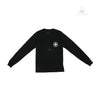 Chrome Hearts Seal Stamp Cross Long Sleeve Crown Forever