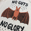Rock Your Baby No Guts No Glory ss T Shirt