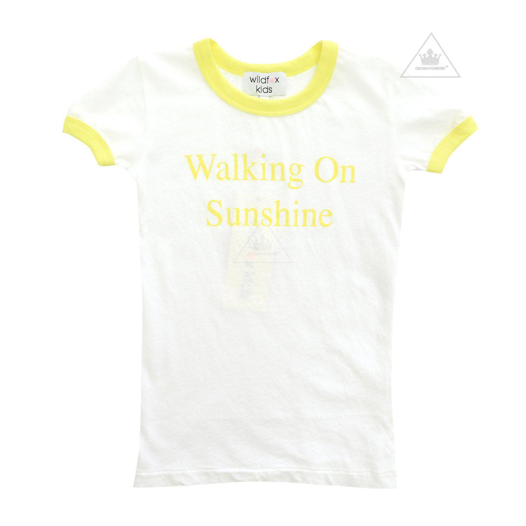 Wildfox Kids Walking On Sunshine