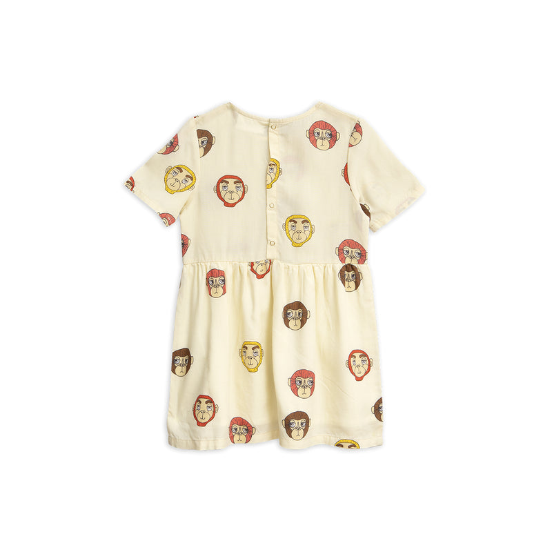Mini Rodini Monkey Woven Dress